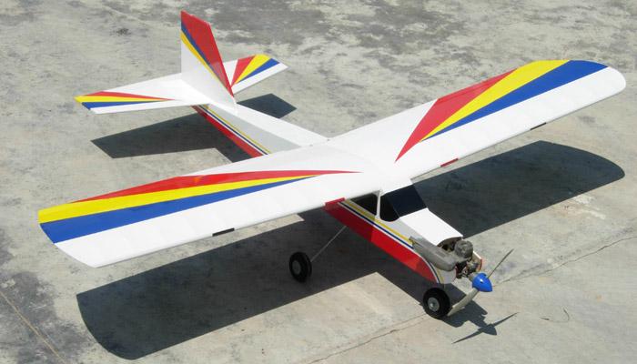 Control Sports Plane Kit