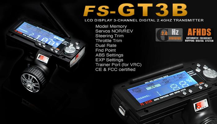 Bán xe điều khiển rc chạy bằng xăng nitro va Tay điều khiển TX, RX GT3B - 13