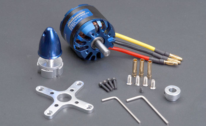 monsterpower 46 670kv powerful brushless motor