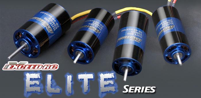 Exceed Rc Elite Motors