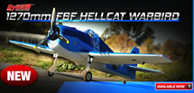 F6F Hellcat RC Plane sold by Nitroplanes
