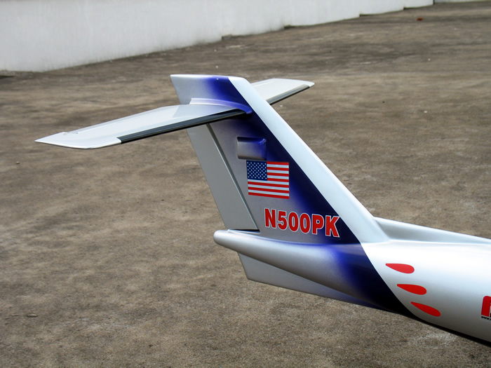 Extra 500 RC Airplane