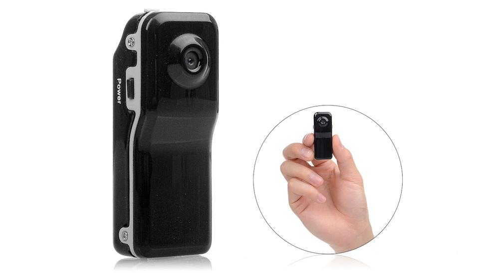Mini DV Ultra Small Digital Video Camera Recorder 06P-MC-002 ...