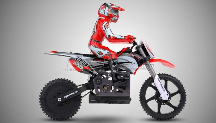 new 1 4 scale mx400 remote control electric artr brushless off road motorcycle. Black Bedroom Furniture Sets. Home Design Ideas