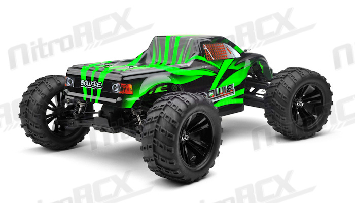 Rc Trucks Green : Iron track bowie scale wd electric truck ready to