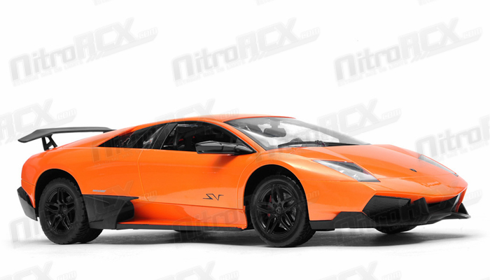 Licensed 1 10th Scale Lamborghini Murcielago Sv Lp670