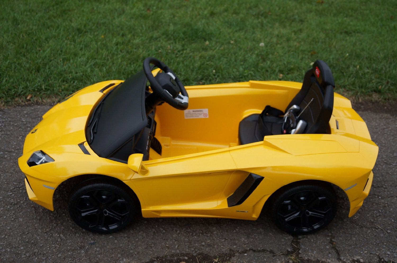 Lamborghini Lp700 Aventador 6v Electric Children S Battery