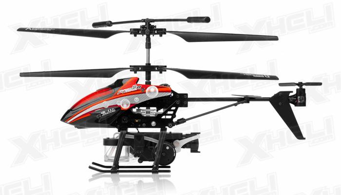Wlv Bubble Red Xheli Drones