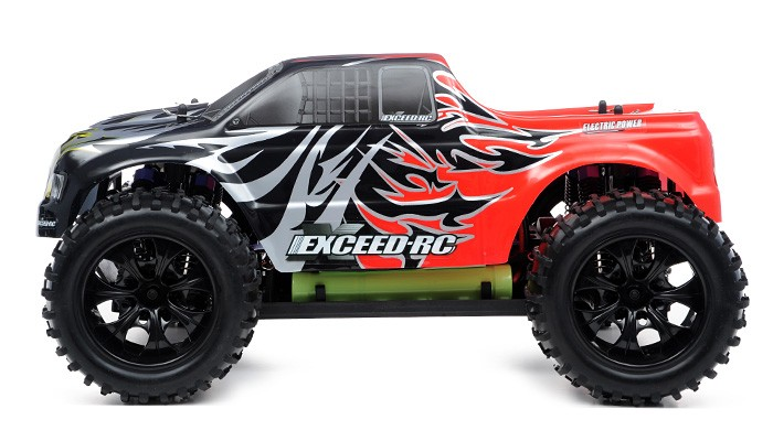 Exceed Rc Rally Car Parts