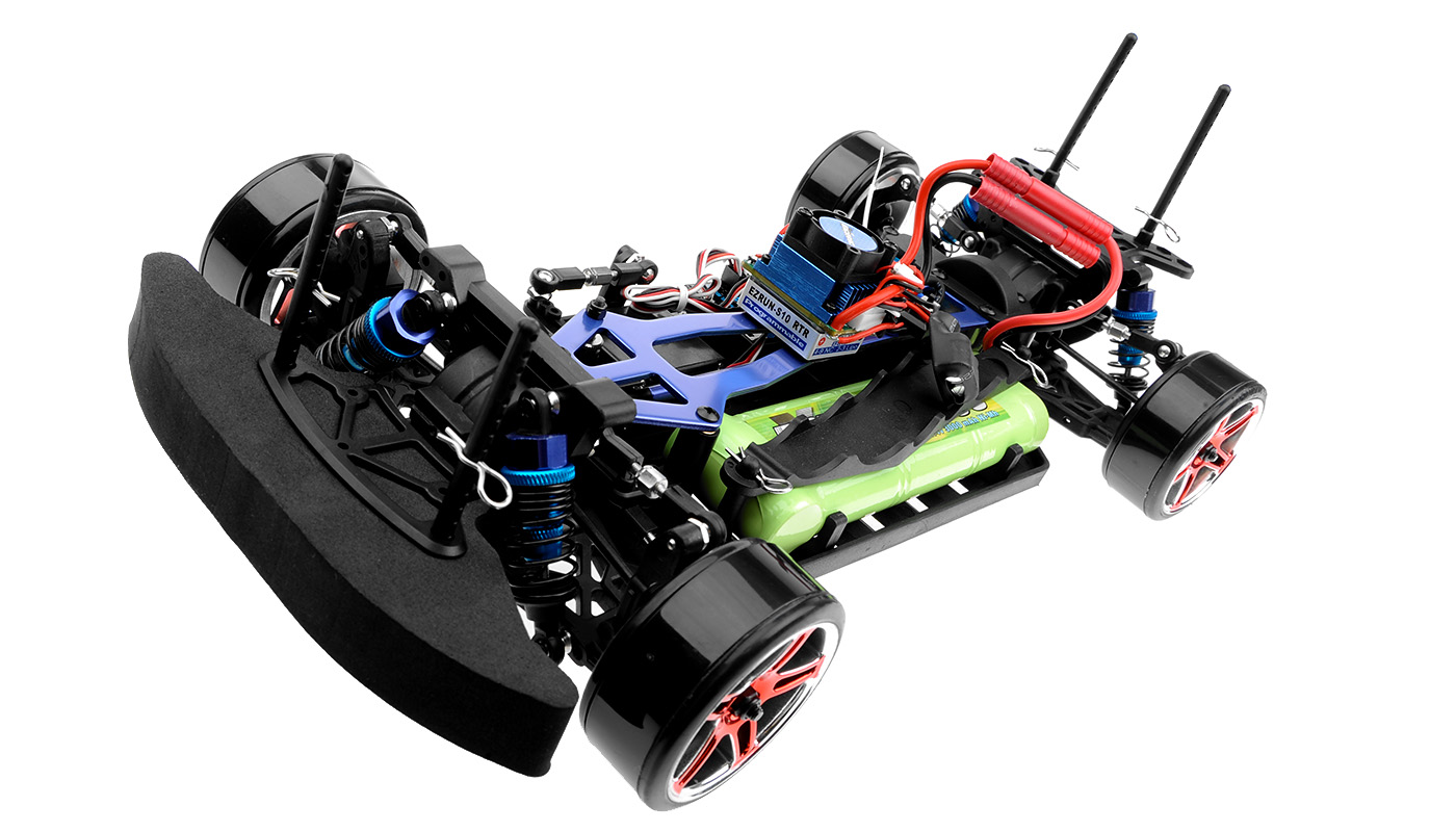 Exceed Rc Brushless Version Rc Drift Star Electric Powered
