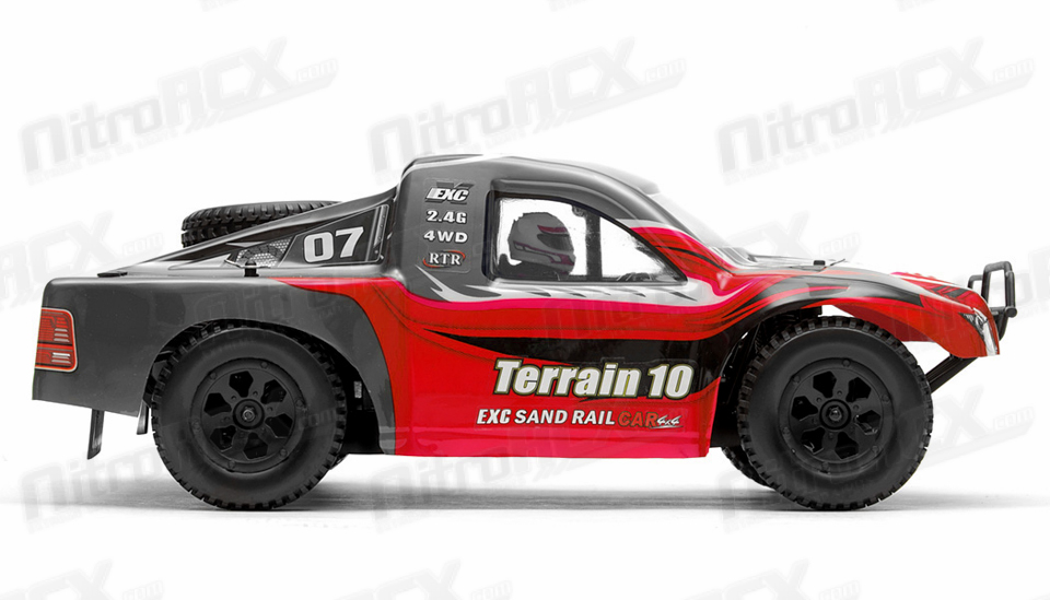 nitro rc truck parts accessories with 51c808 10 Desertsct Aared 24g on X Maxx W 8s Esc Red together with 292188792115 besides 371000 besides Traxxas New Revo 33 5309 Monster Truck New Arrival together with 30 Degrees North Dtt Big Flex Bodyshell Black.