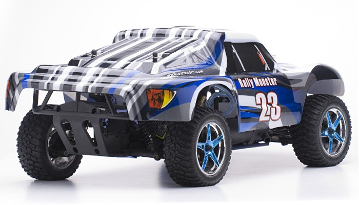 Exceed Rc Truck Radio Car 1  10 2 4ghz Short Course  18