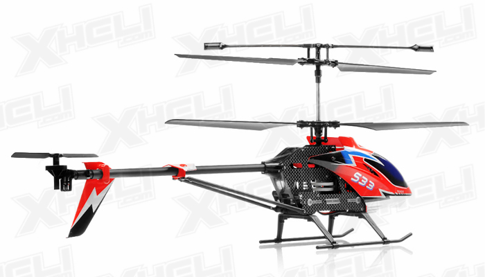 syma s33 3 channel metal gyro helicopter 2 4ghz 30 u0026quot  long w