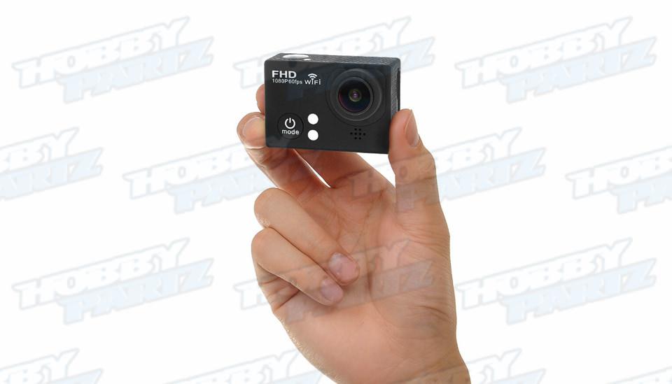 hobbypartz sport action spy camera v2 0 wifi 1080p hd w. Black Bedroom Furniture Sets. Home Design Ideas