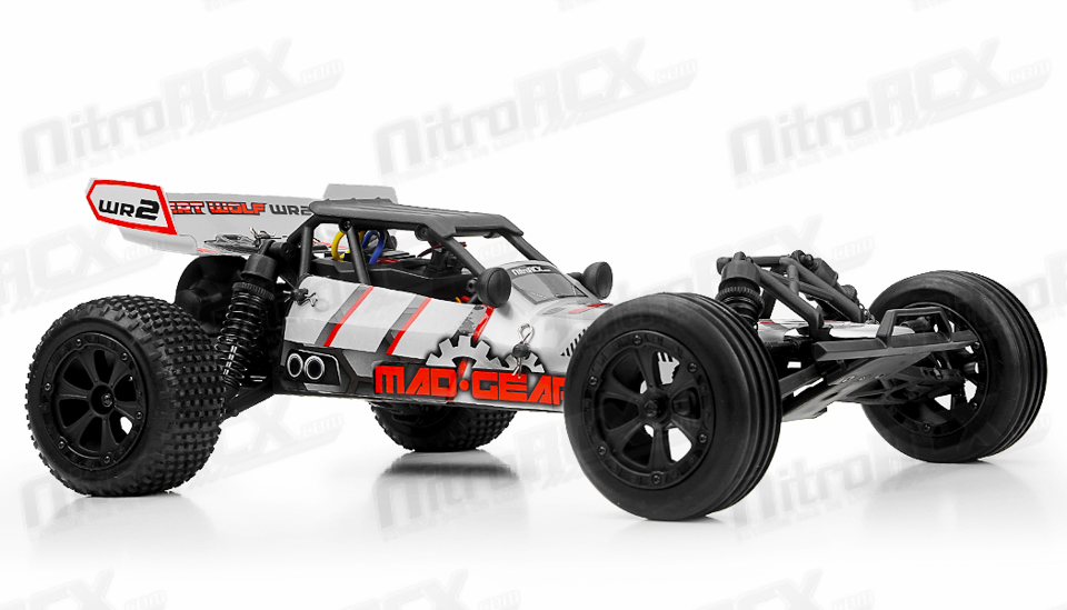 Wolf  Rc Car Battery