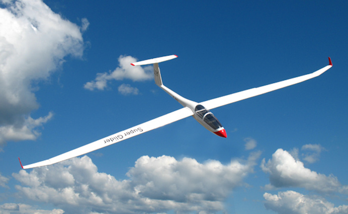 Super Glider 2 6m Radio Remote Control Sailplane Rc