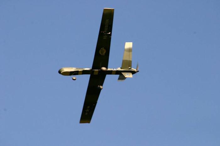 4 Channel Electric Uav Rq 1 63 Quot Led Rc Spy Plane Arf Rc