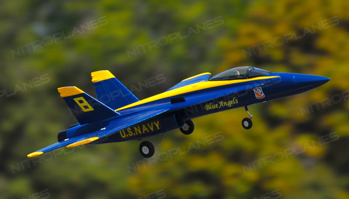 airfield f18 blue angel in action unboxing rc groups. Black Bedroom Furniture Sets. Home Design Ideas