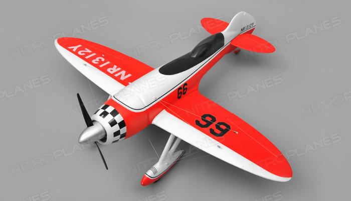 Airfield Geebee Aerobatic 4 Channel Rtf Rc Plane Wingspan