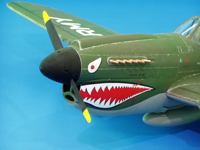Super Sale Cmp Model P40 Warhawk 140 73 Quot Arf Nitro Gas