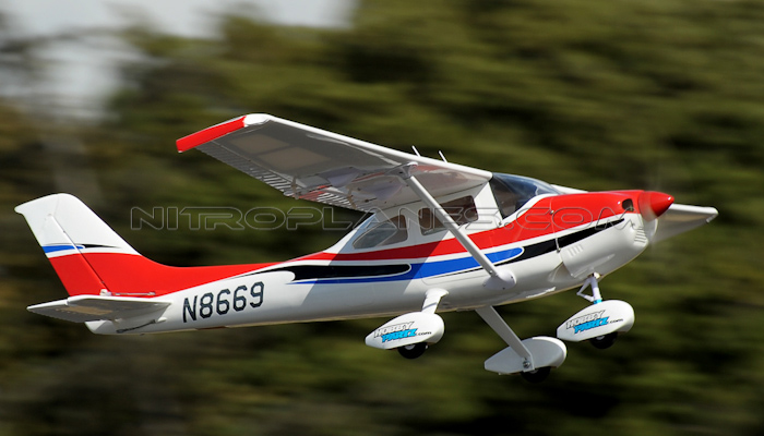 Cmp Skytrainer50 Kit on rc helicopter electric motors