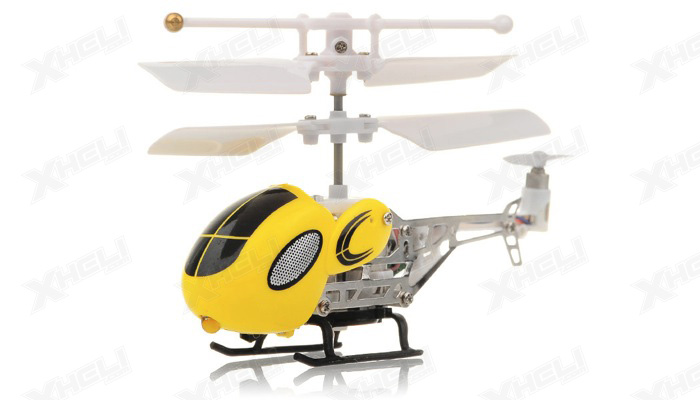 New Prime Star 3 Channel RC Super Mini Micro Gyro Helicopter