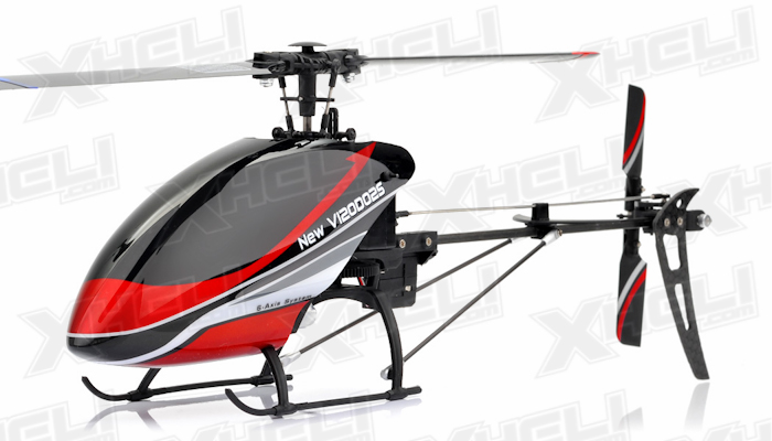 Walkera V120D02S 6 Channel RC Helicopter RTF 2.4Ghz
