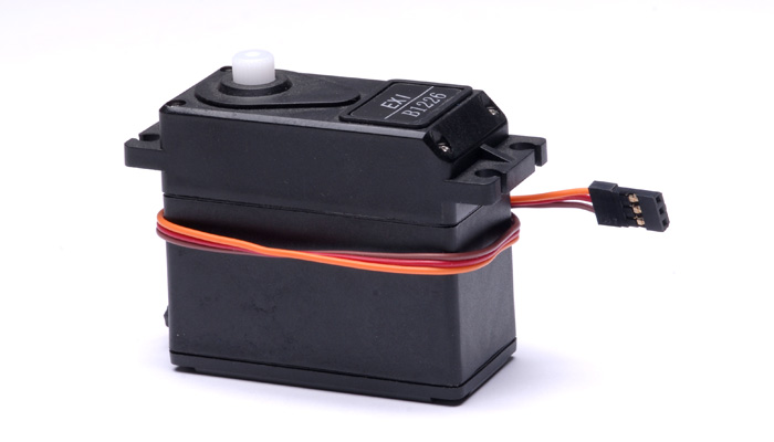 120g Exi Servo W Continuous Rotation B1226 Great For Rc