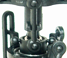 Swashplate structure