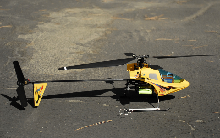ESKY RC HELICOPTER 4
