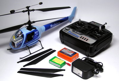 Esky ROBINS Electric R/C Helicopter Ready to Fly!