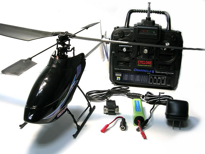 Thunder Bird RC Heli