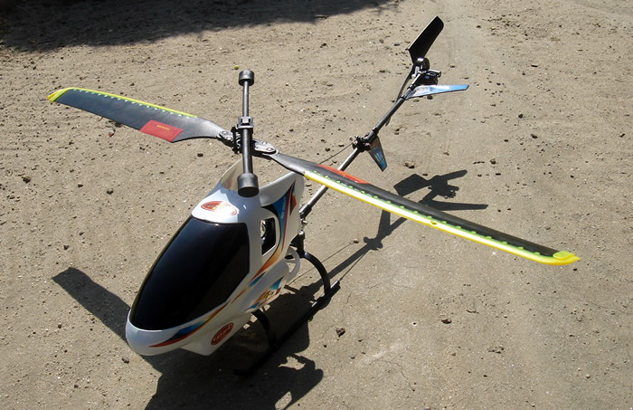DragonFly 2 RC Helicopter
