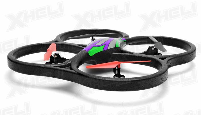 Drone rc wl toys v262 manual